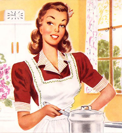 was the 1950s housewife a historical aberration girls chase