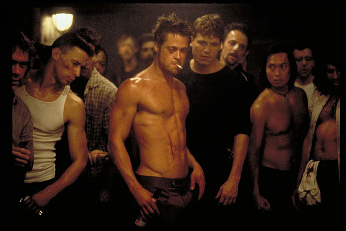 fight club red pill