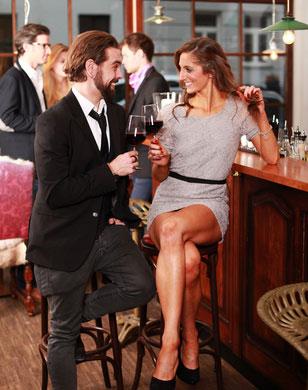 Frauen zum flirten gesucht