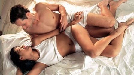Digging deep sex position