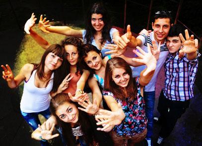 Social circle game pua