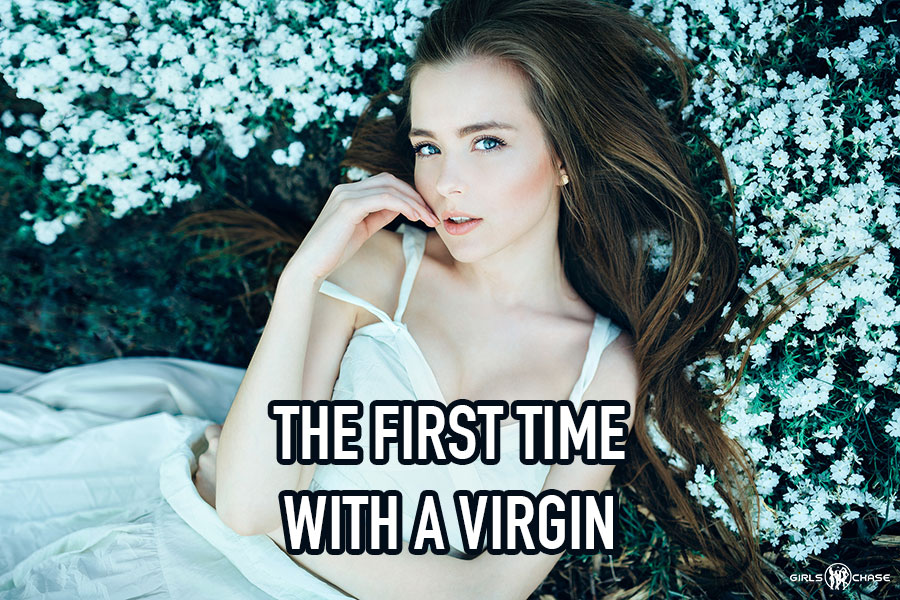 first time with a virgin