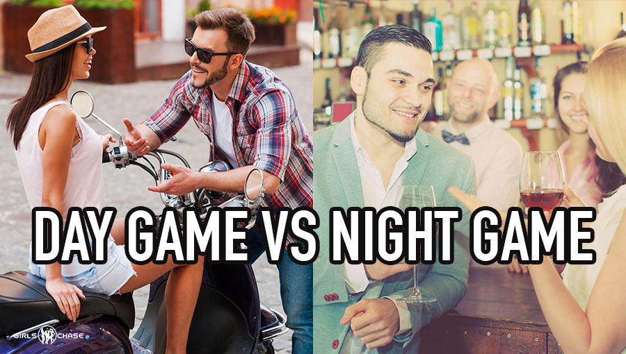day game vs. night game