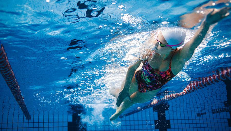 pick up girls swimming pool - Inside Swimming Pool