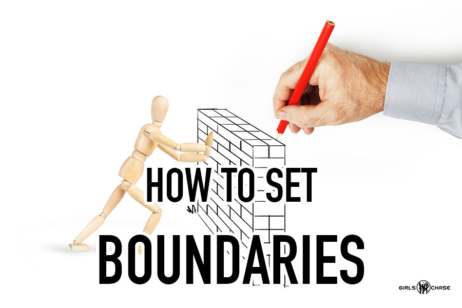 how to set boundaries