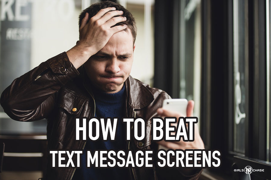 text message screening