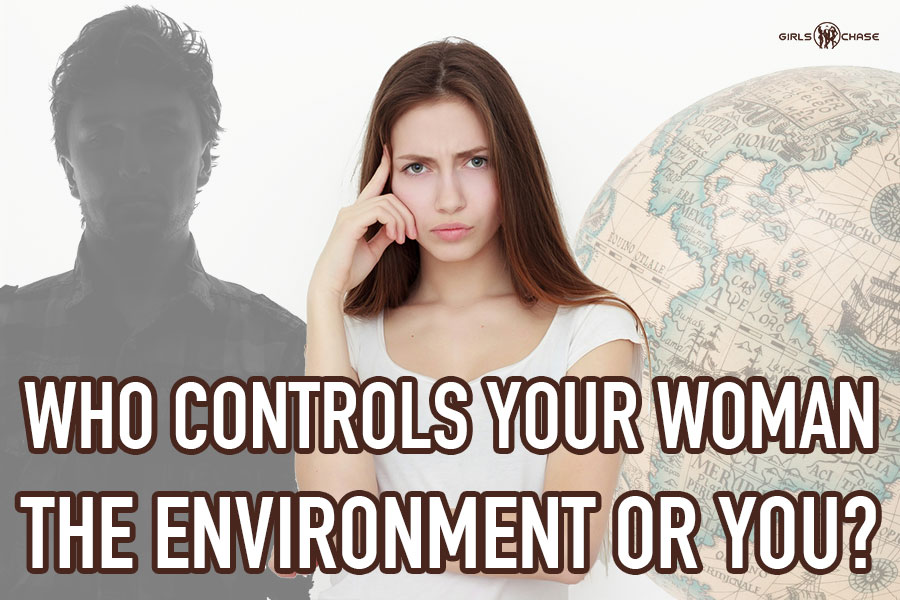 control your woman