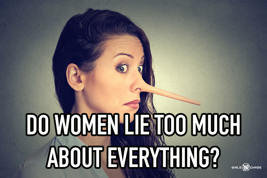 women chronic liars