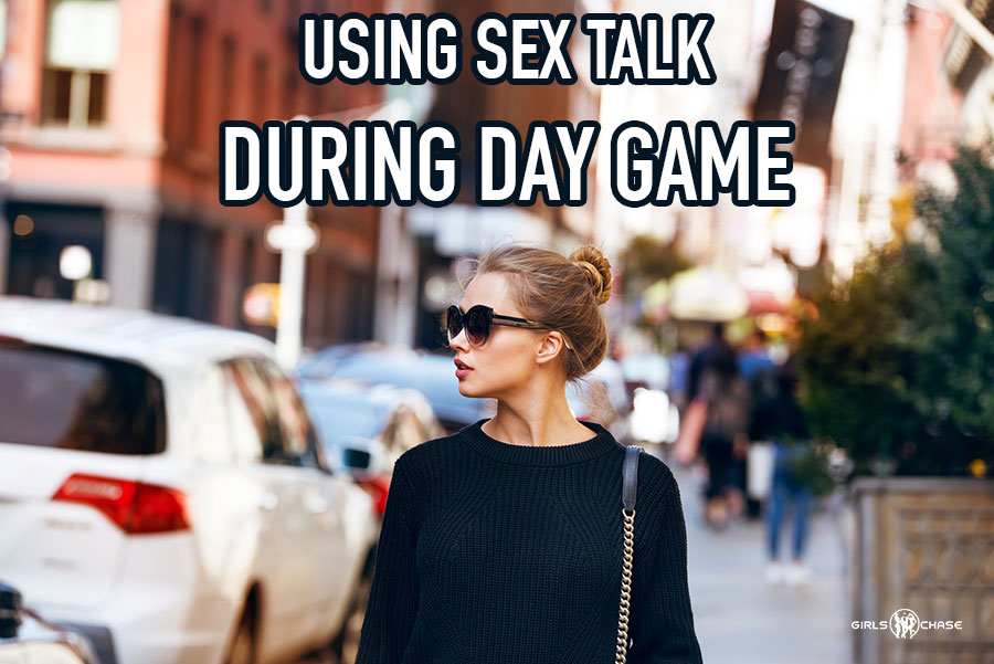 sex talk in day game