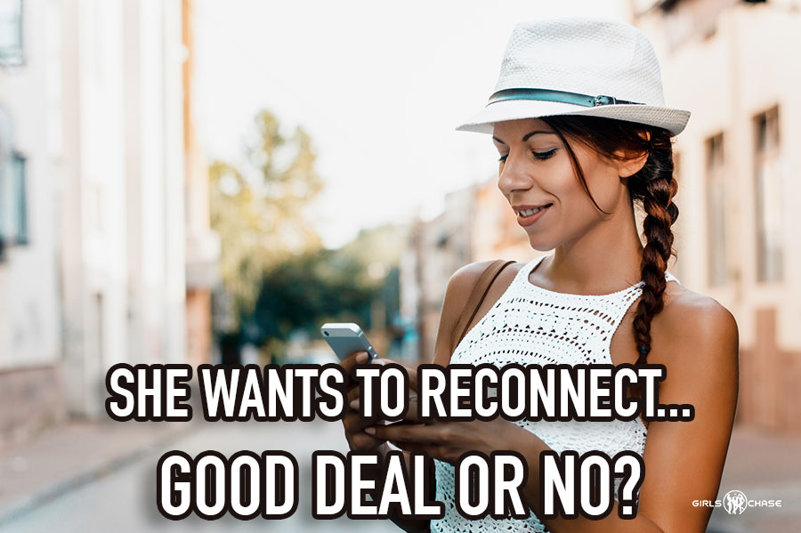 girls who want to reconnect