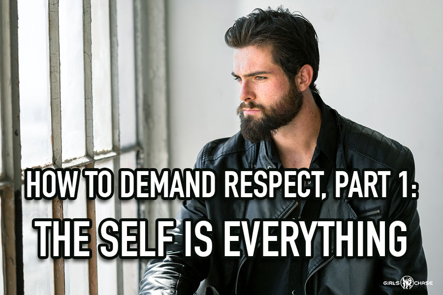 How to demand respect from a man