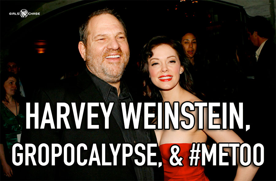 Gropocalypse and #MeeToo