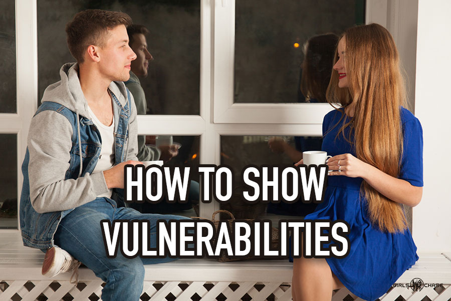 how to show vulnerability