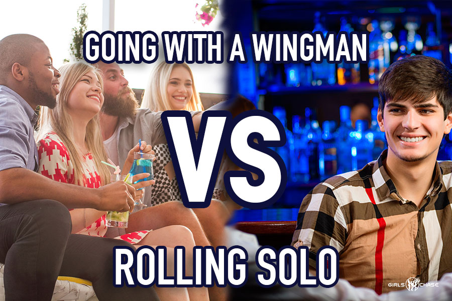 wingman vs. solo