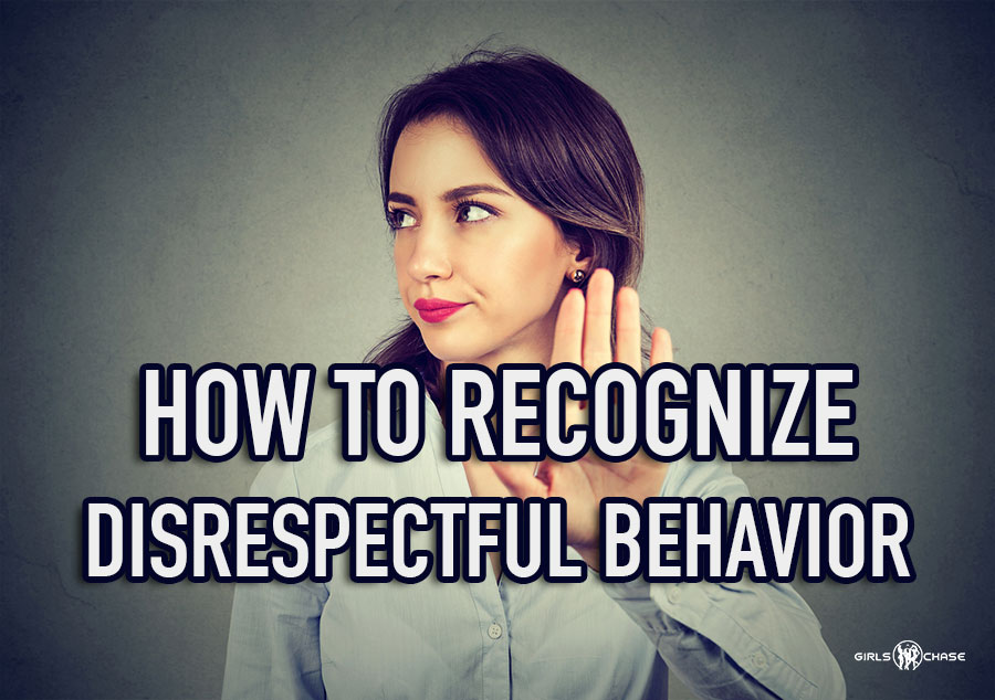 How to demand respect pt 3 what is disrespectful behavior girls disrespectful behavior ccuart Gallery