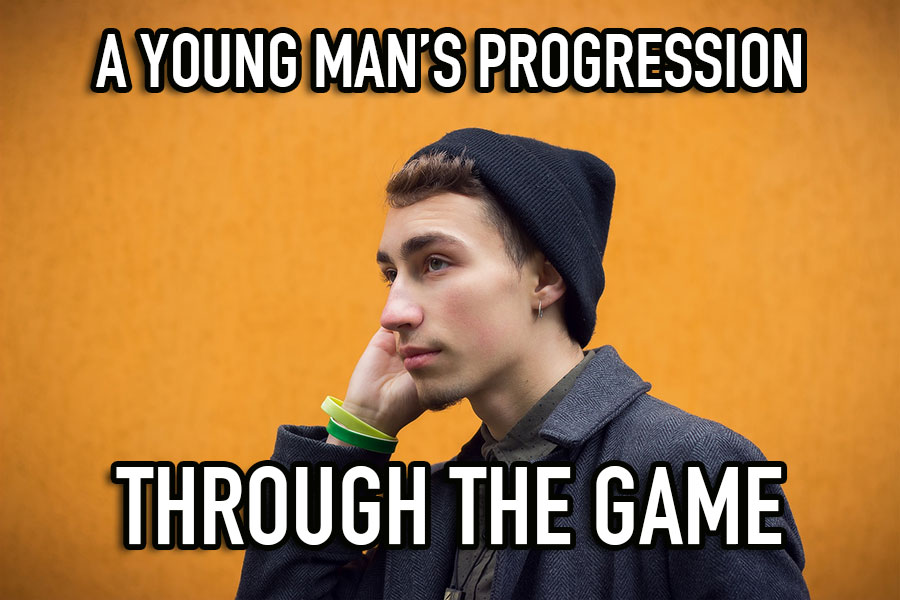 progression through the game