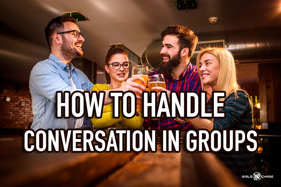 conversation in groups