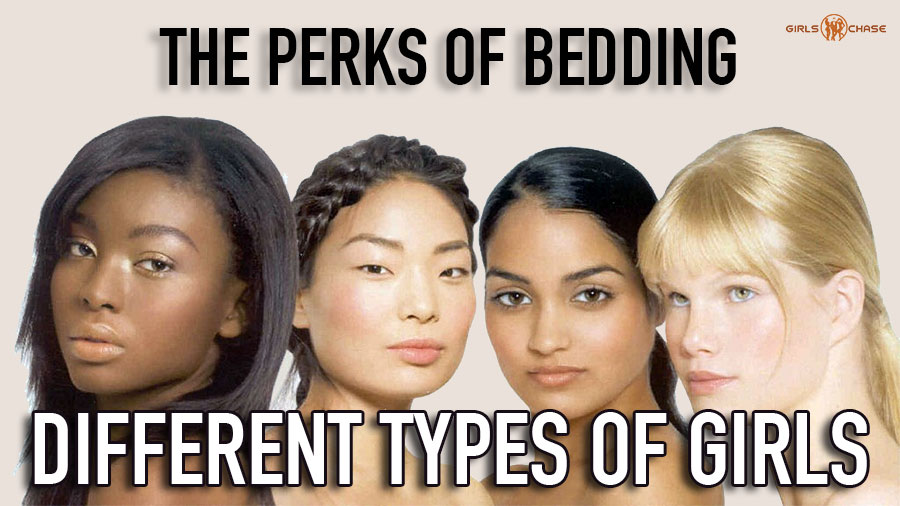 different types of girls