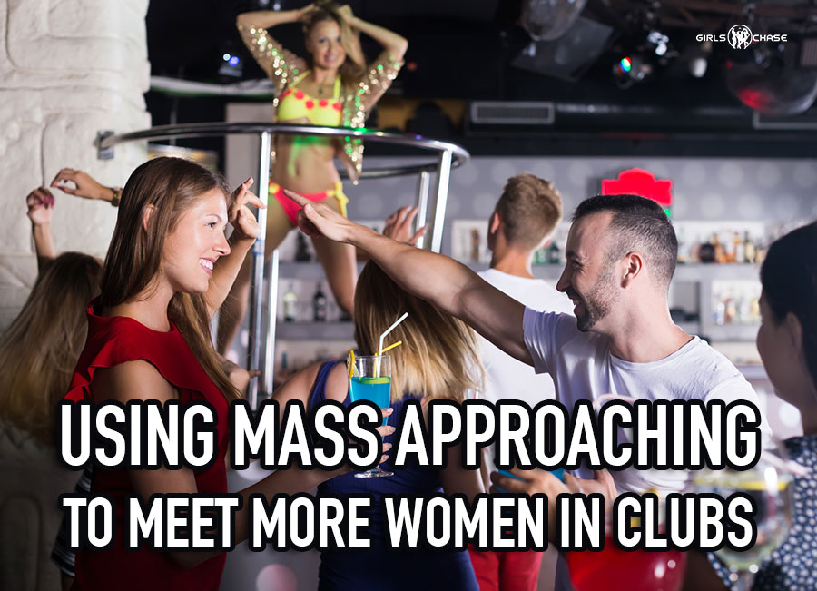 approaching women in clubs