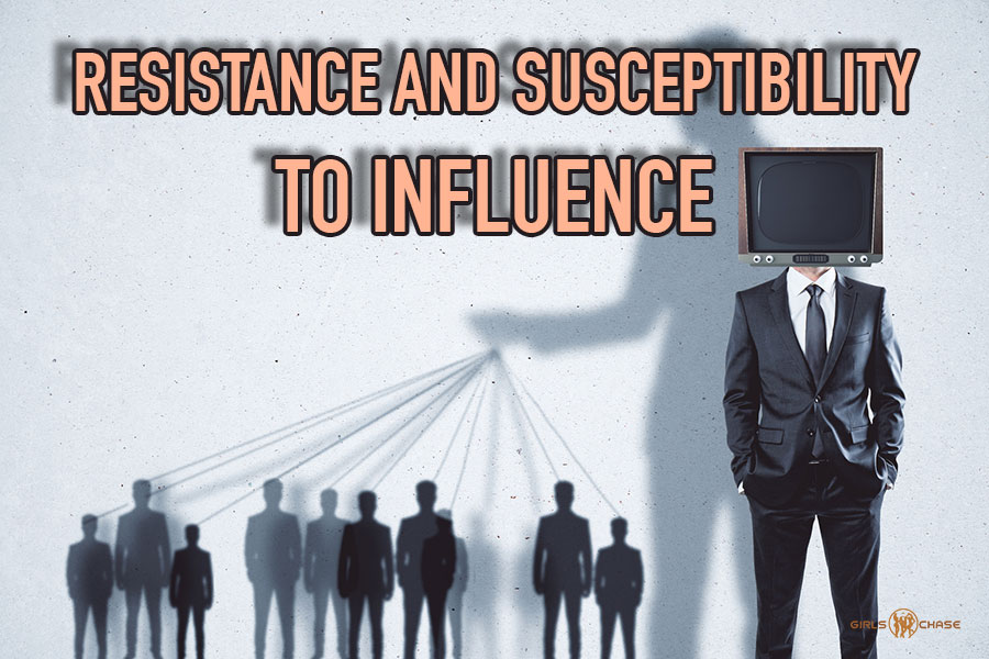 susceptibility to influence