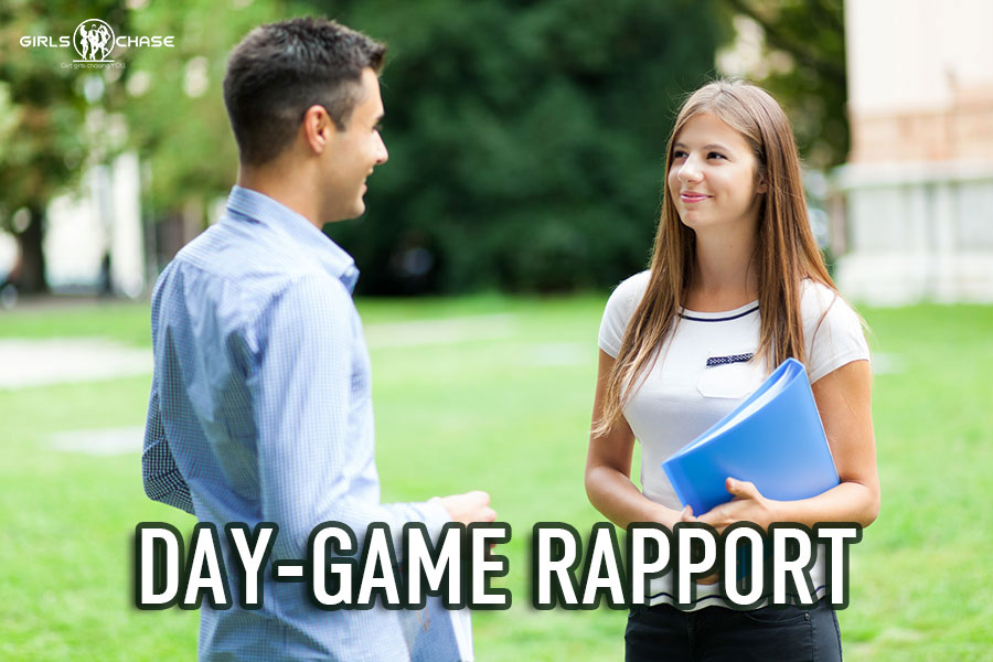 day game rapport