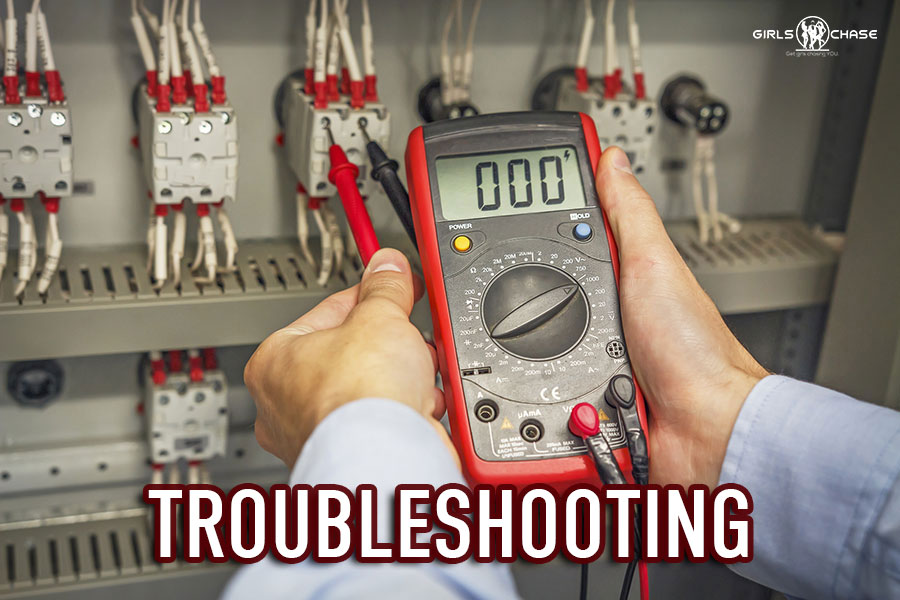 hooking troubleshooting