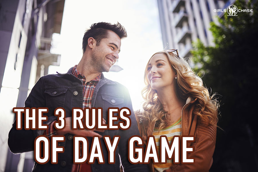 3 rules of day game