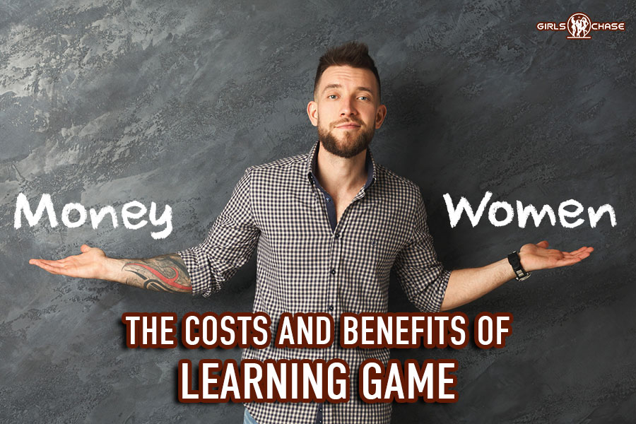 cost and benefits of learning seduction game