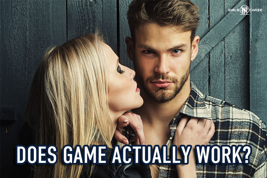 does seduction game attract women