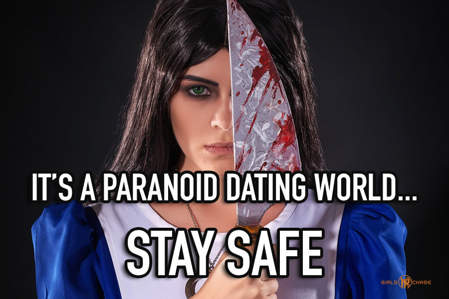 dating someone paranoid