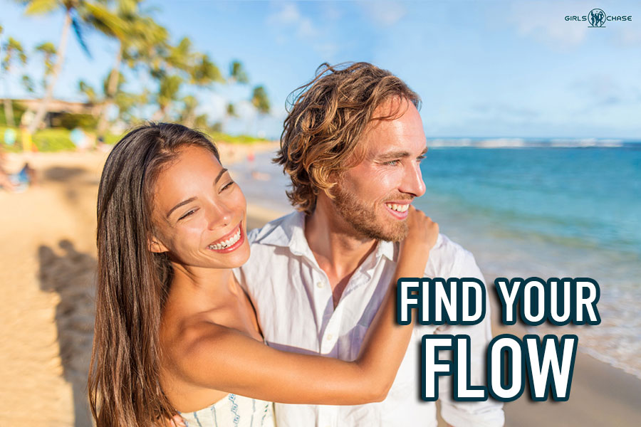 find flow to attract women