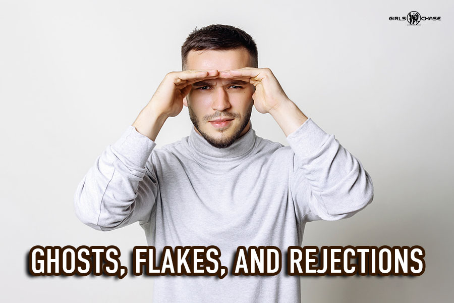 ghosts flakes and rejections
