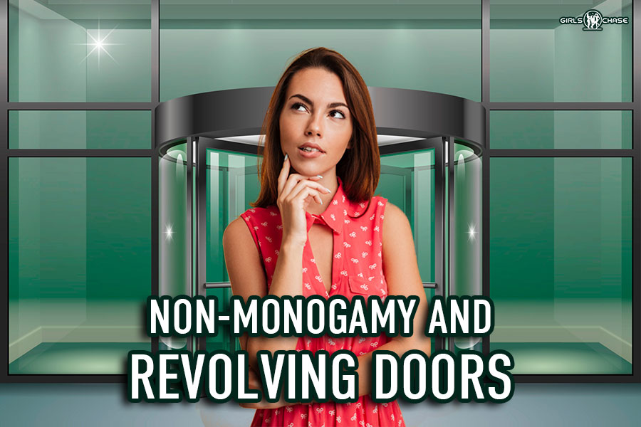 non-monogamy and revolving doors