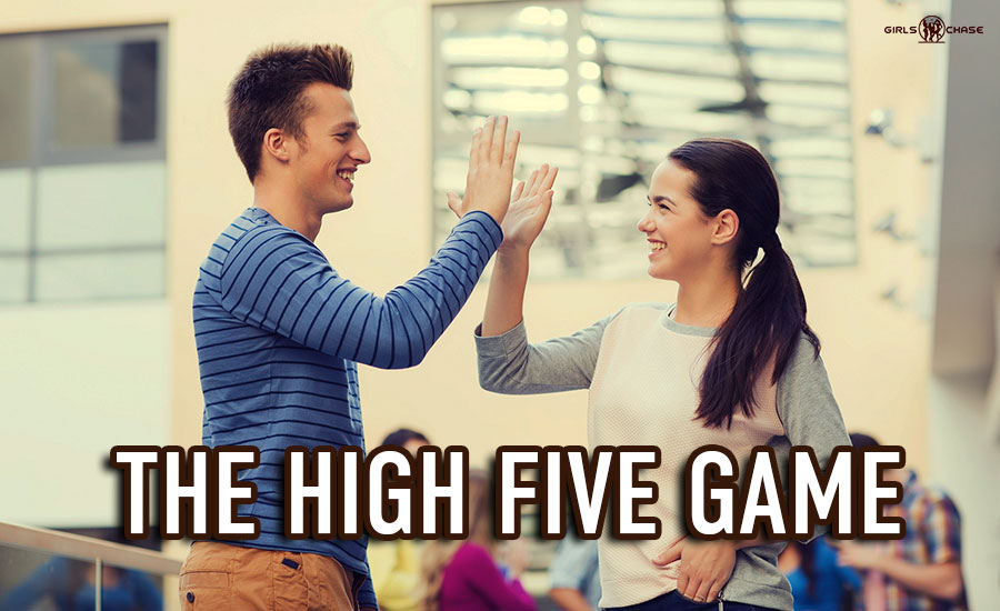 day game high five