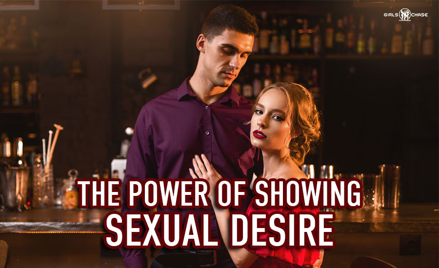 women are attracted to sexual desire