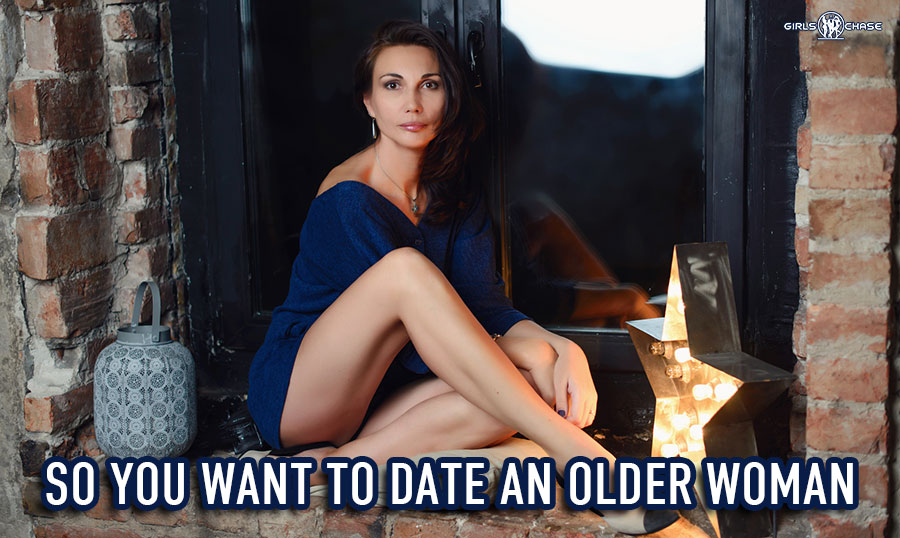 date with an older woman