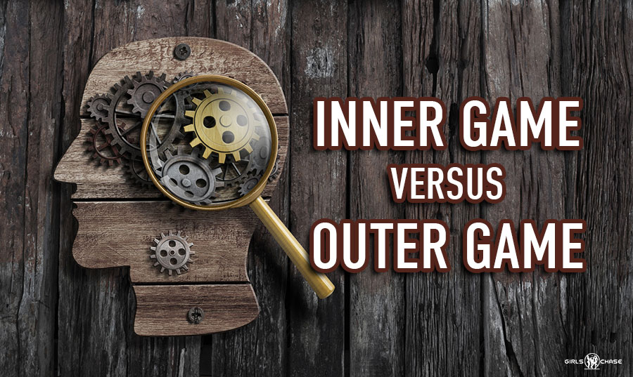 Inner Game versus Outer Game