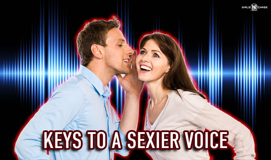 how to get your sexy voice