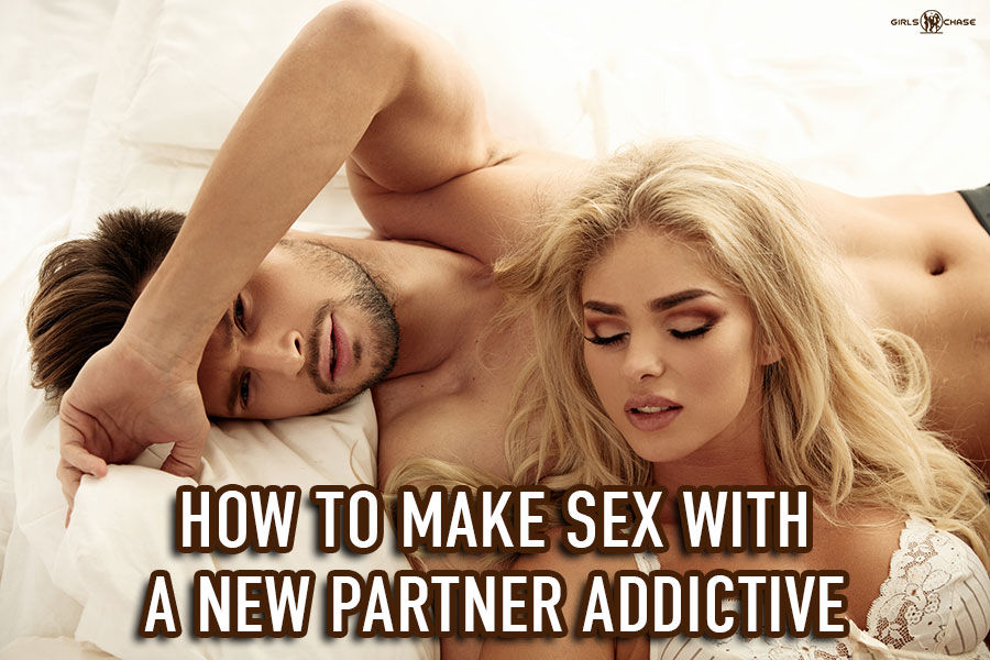 sex with a new partner