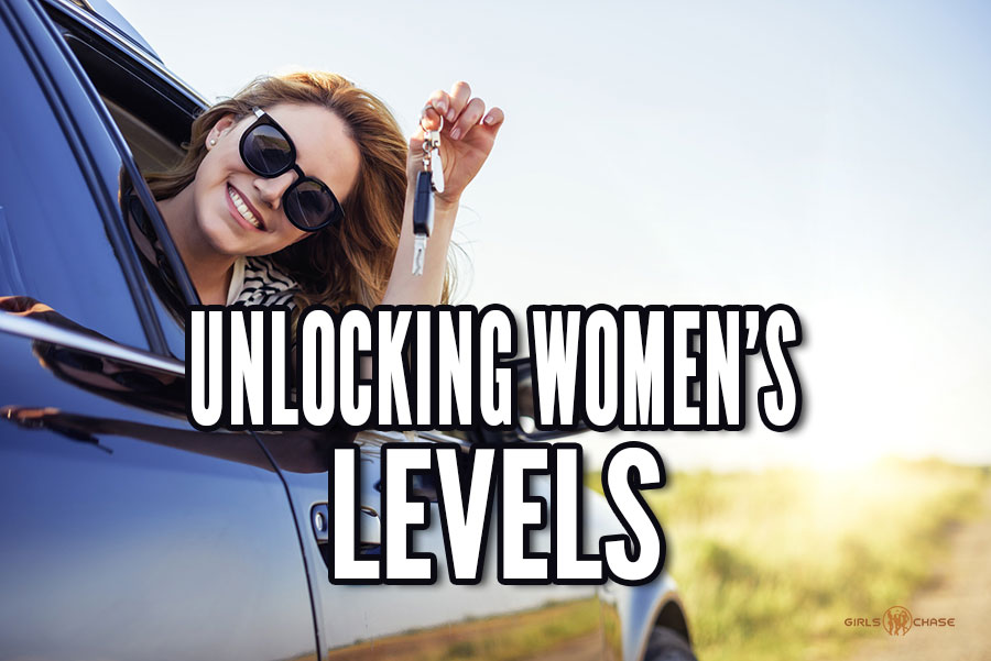 unlocking levels with women