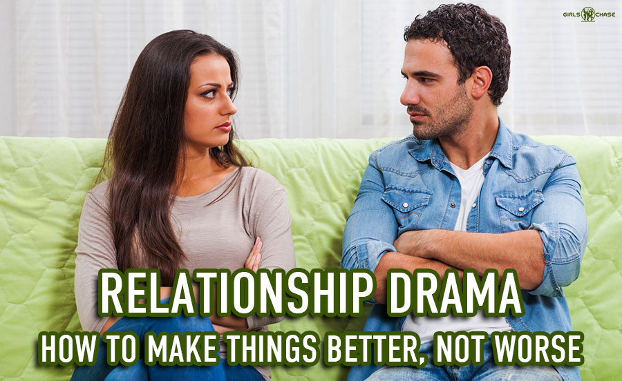 responding to drama in relationships
