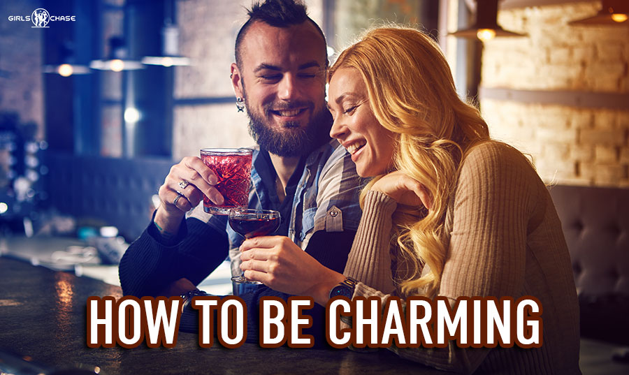 be charming