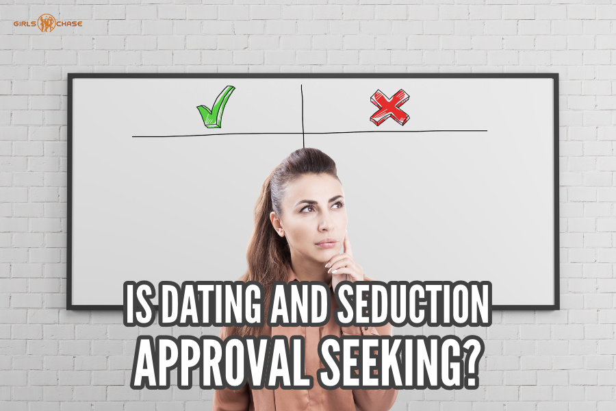 seeking female approval
