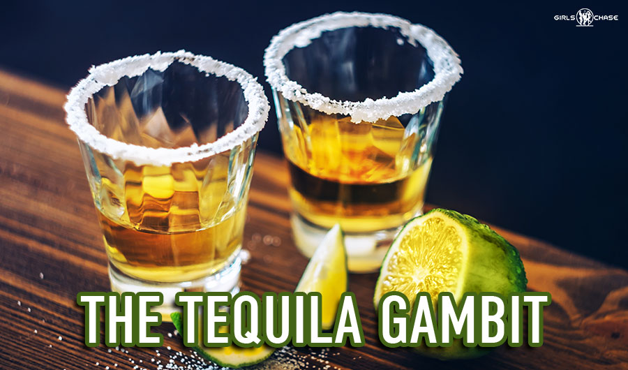 seduction gambit tequila