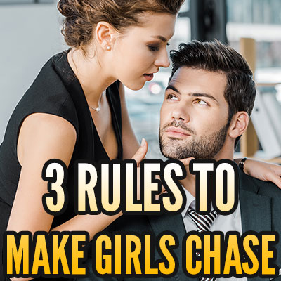 make girls chase