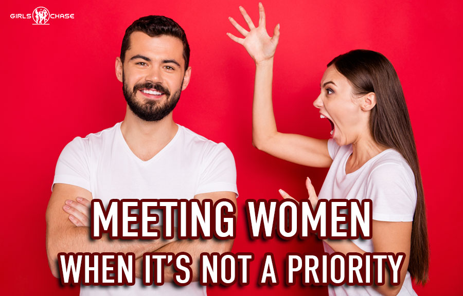 women not a priority