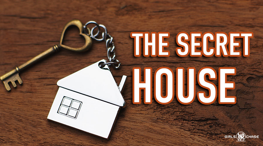 pickup seduction gambit: the secret house