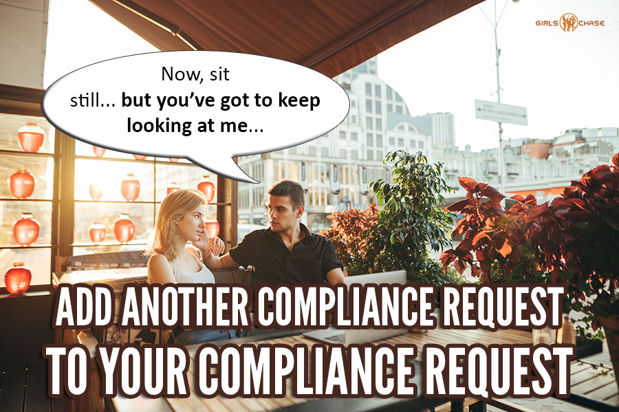 secondary compliance request