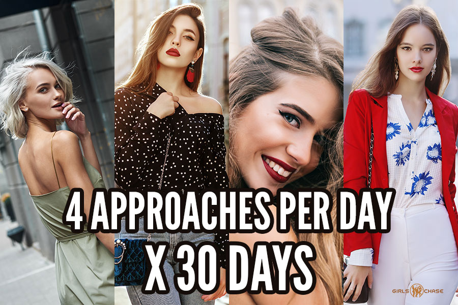 4 approaches per day