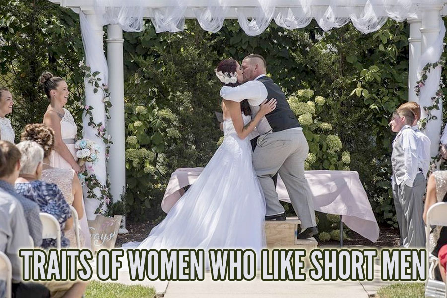 women like short men